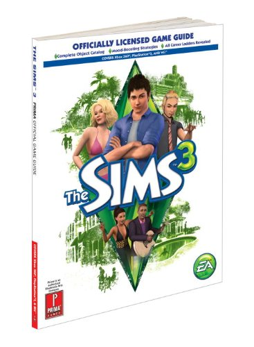 The Sims 3 (Console): Prima Official Game Guide