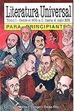 Literatura Universal para principiantes / World Literature For Beginners (Spanish Edition)