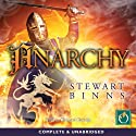 Anarchy Audiobook by Stewart Binns Narrated by Richard Burnip