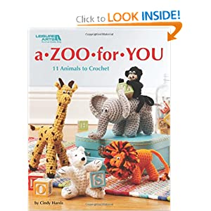 A Zoo For You (Leisure Arts #5152) book