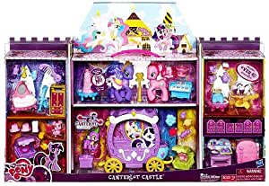 My Little Pony Exclusive Deluxe Playset Canterlot Castle