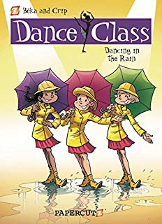 Book Cover: Dance class 9.
