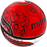 Mitre Chrome Soccer Ball