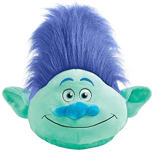 DreamWorks Trolls Pillow Pets - Branch Stuffed Animal Plush Toy - 517aPufgXfL - DreamWorks Trolls Pillow Pets Branch – Be Practical with Branch Stuffed Animal Plush Toy