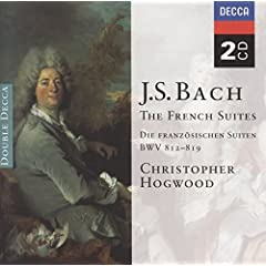 J.S. Bach: French Suite No.2 in C minor, BWV 813 - 6a. Menuet II
