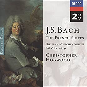 J.S. Bach: French Suite No.3 in B minor, BWV 814 - Minuet I