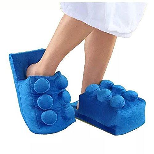 ZHLONG Pantoufles dames chausson thermique intérieure loisirs créatifs coton