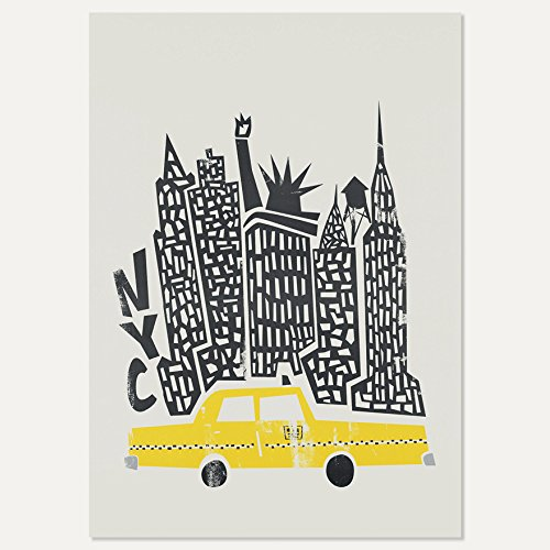 new-york-city-postcard-tourist-statue-of-liberty-empire-state-building-america-us-taxi-post-card