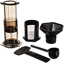 Aerobie 83R01 AeroPress Coffee and Espresso Maker, Gray