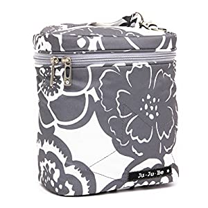 Ju-Ju-Be Fuel Cell Insulated Lunch and Bottle Bag, Frosted Blossoms from Ju-Ju-Be