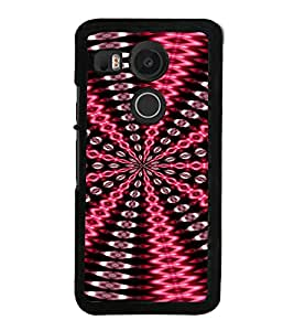 PrintVisa Plastic Multicolor Back Cover For LG Google Nexus 5X & LG Google Nexus 5X (2nd Gen)