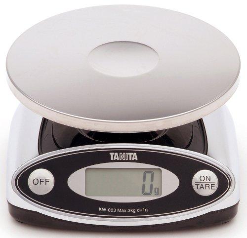 Tanita waterproof scale 3kg KW-003 digital (japan import)