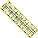 """Quilting Bee """"EZ Eyes"""" 6.5"""" x 24.5"""" Premium Quilting Ruler (QR624R)"""