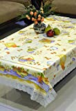Freely center table cover for 4 seaters with size (40 x 60 inches)