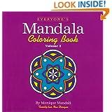 Everyone's Mandala Coloring Book (Volume 2)