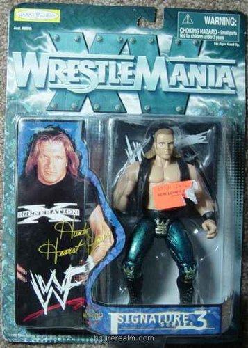 "Buy Low Price Jakks Pacific Wrestle Mania Signature Series 3 – ""HHH"" Figure (B0010ZH76O)"