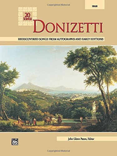 Donizetti (20 Songs)