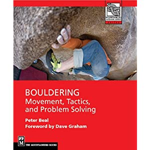 My Book on Bouldering