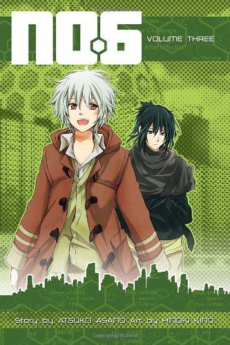 No. 6: The Manga, Volume 03 (No. 6: The Manga, #3)