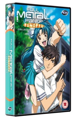 Full Metal Panic - FUMOFFU - Collection [DVD]