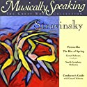 Conductor's Guide to Stravinsky's Petrouchka & The Rite of Spring Speech by Gerard Schwarz Narrated by Gerard Schwarz