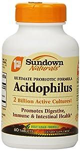 Sundown Naturals Probiotic Balance Reviews