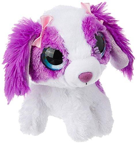 Wild Republic L'Il Sweet & Sassy Puppy Wildberry Plush
