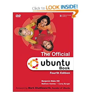 Ubuntu Book cover