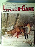 img - for Fur Fish Game Magazine, February 1996: Cold Calling Predators, Ice Fishing for Hawgs; Legendary Alaska Trappers; Maple Syrup; Training the Precocious Pup , etc. book / textbook / text book