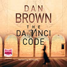 The Da Vinci Code (       UNABRIDGED) by Dan Brown Narrated by Jeff Harding