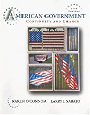 American Government Election by Larry J. Sabato