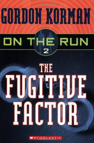 The Fugitive Factor (On The Run #2) front-1007398