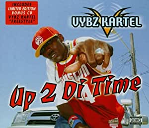 Up 2 Di Time (+ 1 CD Bonus) - Edition limitée