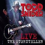 echange, troc Todd Snider - Todd Snider Live: The Storyteller