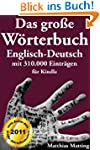 Das groe Wrterbuch Englisch-Deutsch...