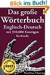 Das gro�e W�rterbuch Englisch-Deutsch...