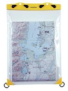 Kwik Tek Dry Pak Multi-Purpose Case (Clear, 12-Inch x 16-Inch)