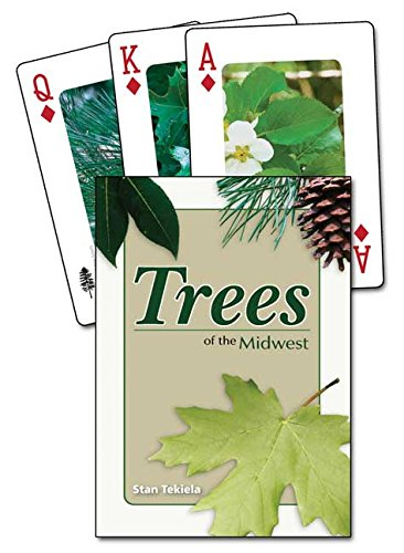 Trees of the Midwest Playing Cards