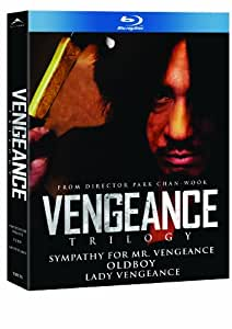 The Vengeance Trilogy Box Set (Sympathy for Mr. Vengeance / Oldboy / Lady Vengeance) [Blu-ray]