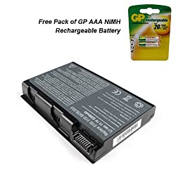 Acer Aspire 5630 Laptop Battery - Premium Powerwarehouse Battery 6 Cell