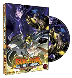 Saint Seiya: The Lost Canvas Vol. 2 [DVD]