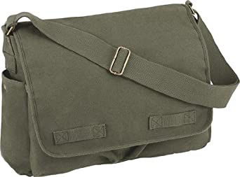 Heavyweight Classic Messenger Bag