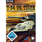 """WWII Battle Tanks: T-34 vs. Tigervon """"dtp Entertainment AG"""""""