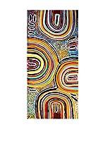 Legendarte Pintura al Óleo sobre Linezo I Colori Della Tradizione multicolor