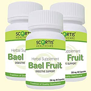 Scortis Bael Fruit Aegle Marmelos