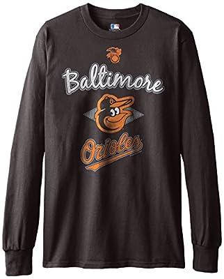 MLB Baltimore Orioles Men's 58T Long Sleeve Tee