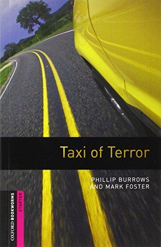 Taxi Of Terror: Oxford Bookworms Library