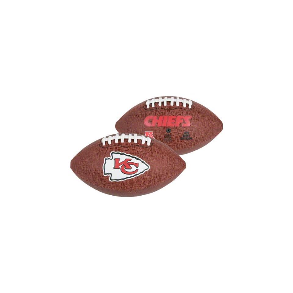 Kansas City Chiefs Game Time Full Size Football