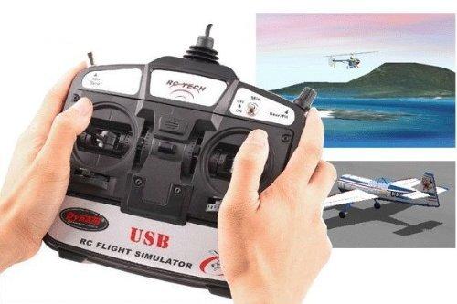 地球DR リアルフライト6 ヘリ用 RCフライトシミュレーター
