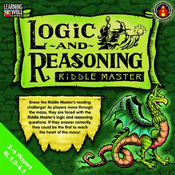 Logic & Reasoning Riddle Master - 1